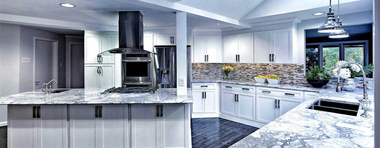 2014 Coty Award Winning Kitchen:  Kitchen by Main Line Kitchen Design