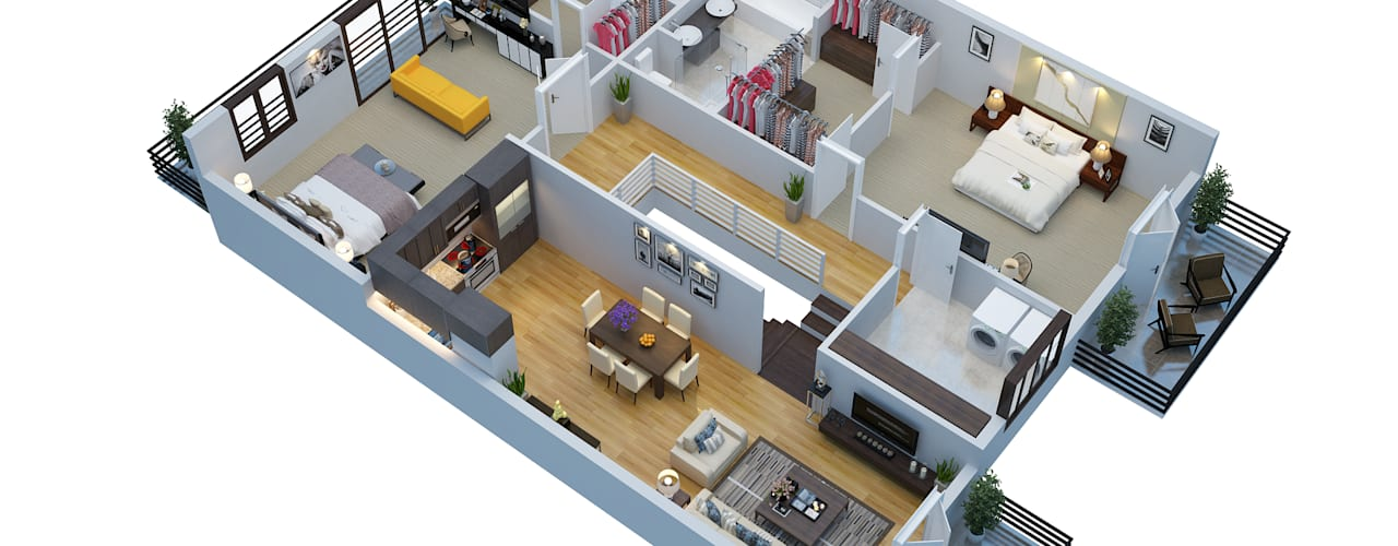How you can design a floor plan effectively