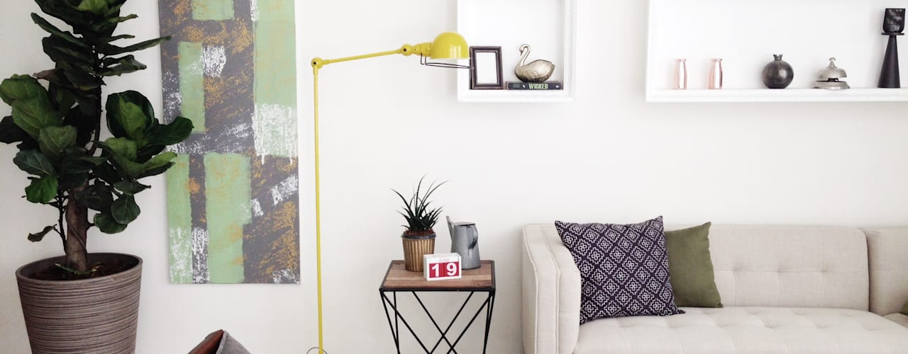 Elena Marilen Styles Living room