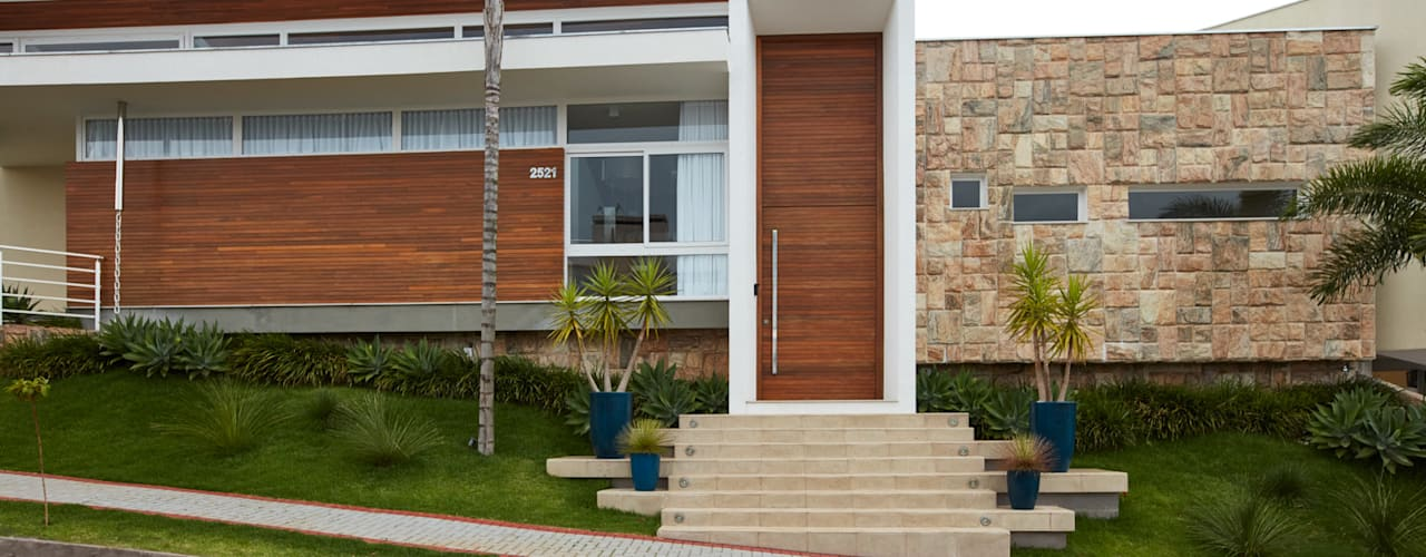 Single family home by grupo pr | arquitetura e design, Modern