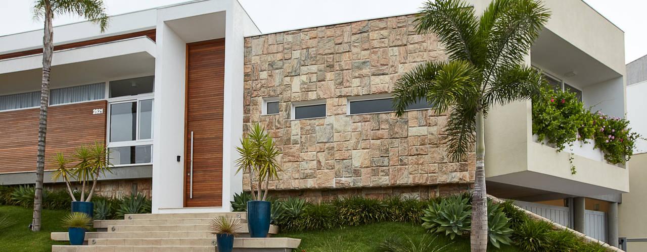 Projekty,  Domy zaprojektowane przez grupo pr | arquitetura e design