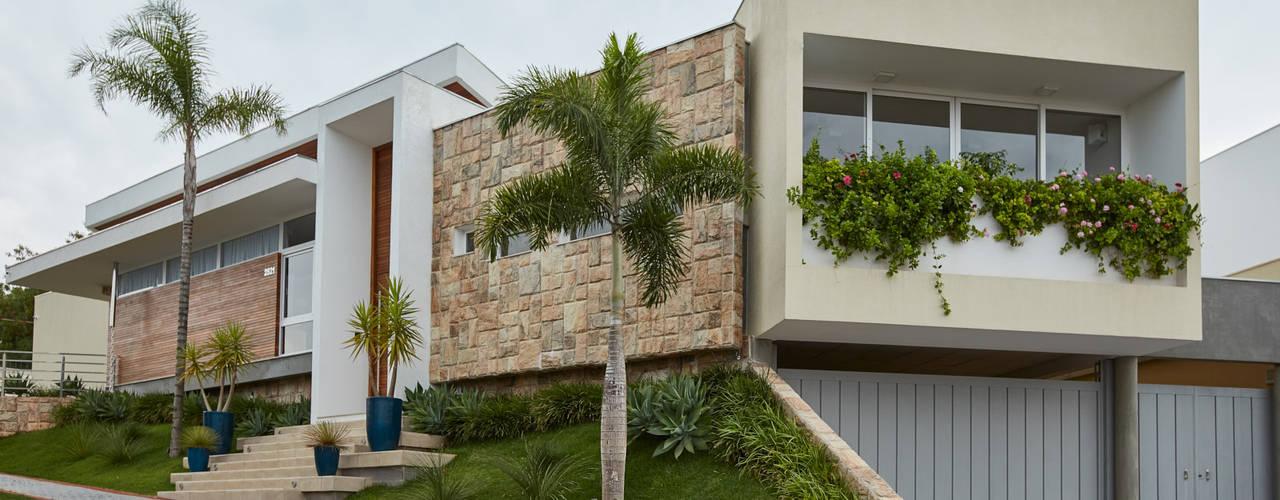 casa ig: Casas modernas por grupo pr | arquitetura e design