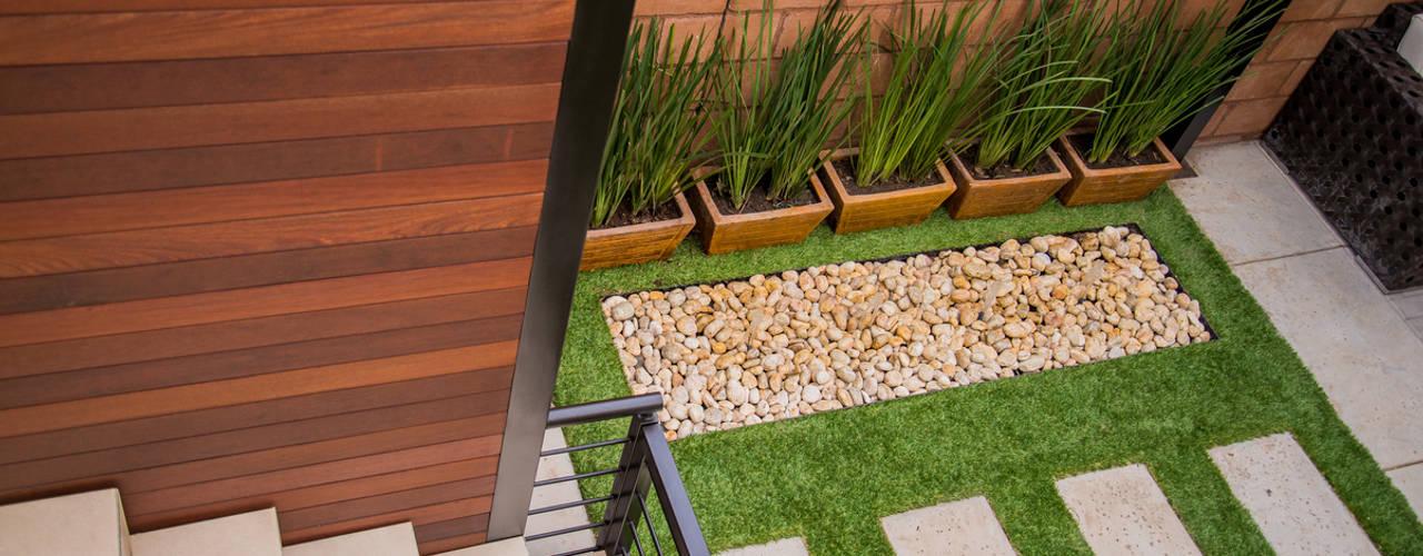 Garden by S2 Arquitectos, Modern