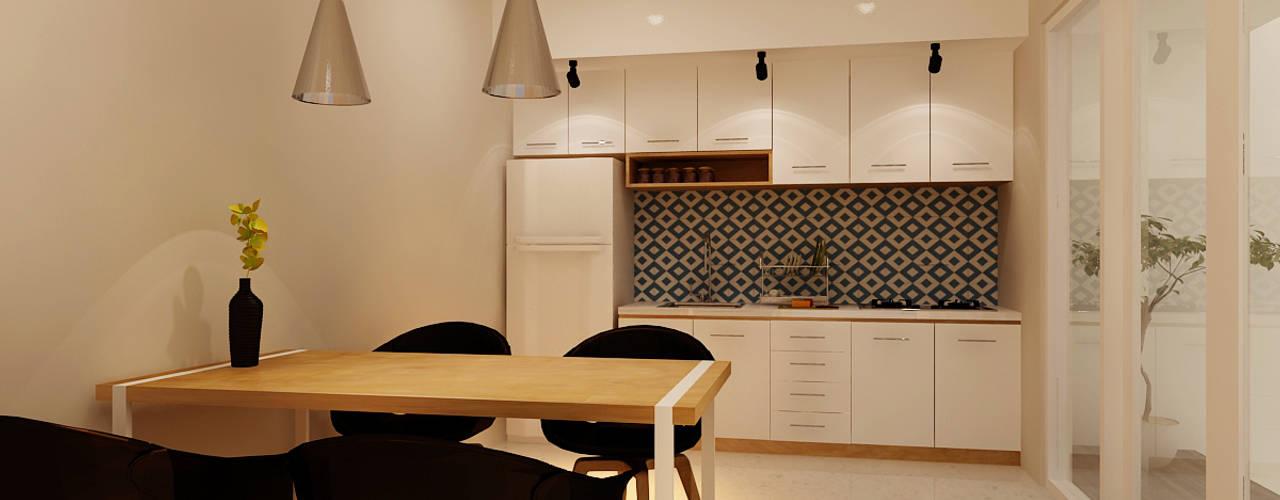 10 Tips Memilih Ubin Keramik Dapur