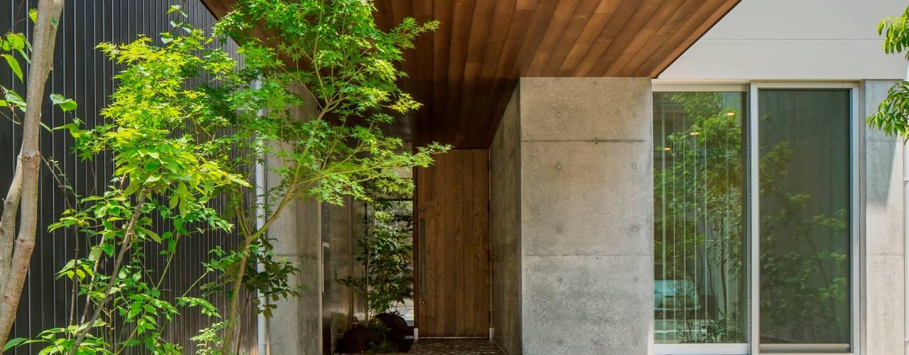 房子 by 今井賢悟建築設計工房