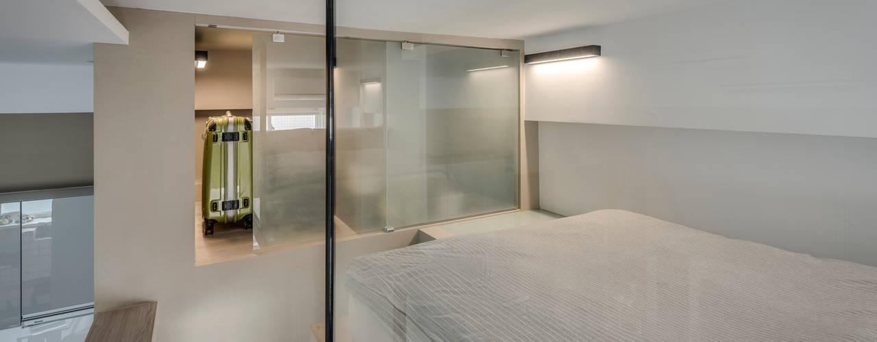 三民住宅:  臥室 by 齊禾設計有限公司