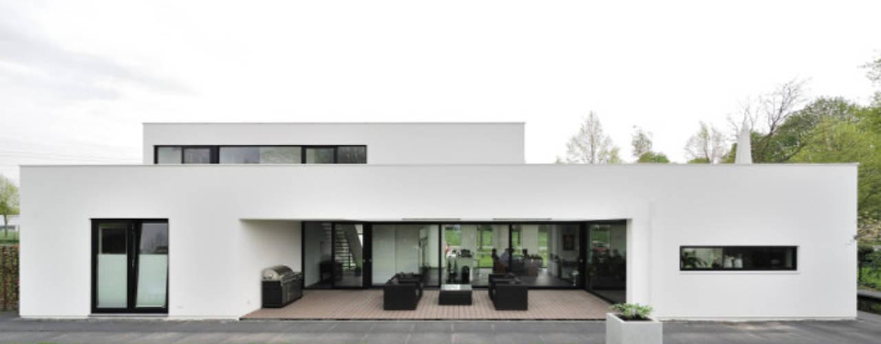 Houses by Decorvisão | Sistemas de Remodelação e Construção LSF,
