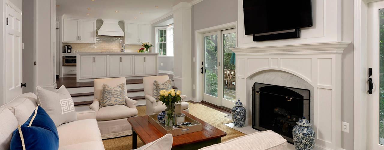 Una casa meravigliosa in stile americano per innamorarsi for Case stile americano interni