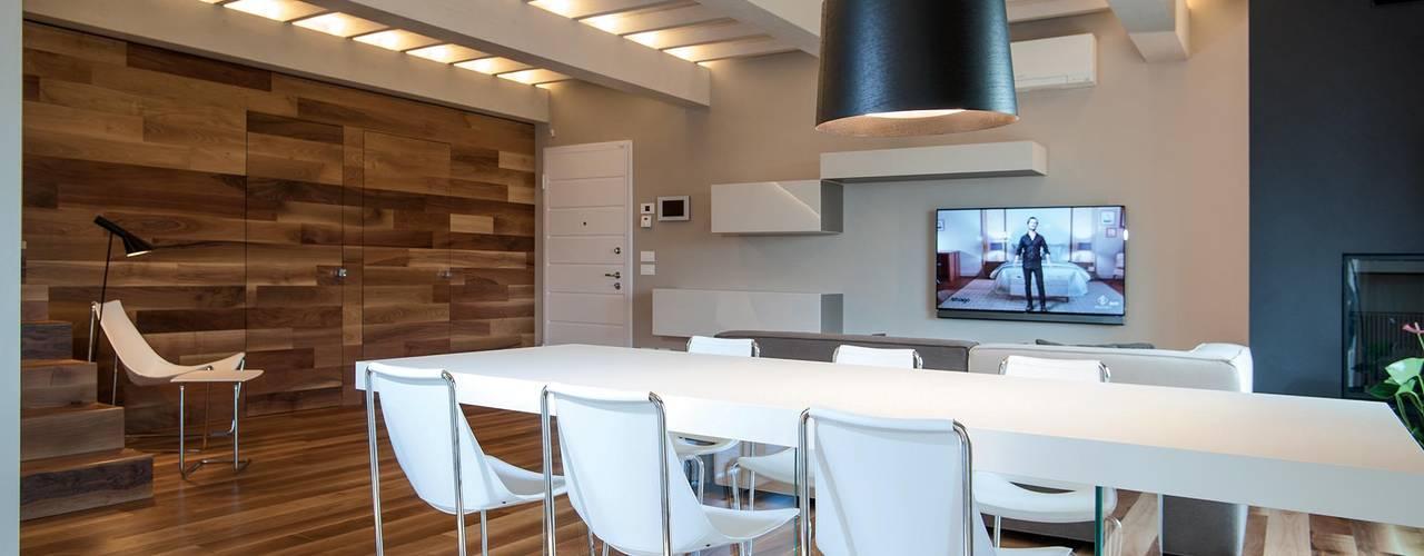 Salas de jantar  por Rachele Biancalani Studio - Architecture & Design