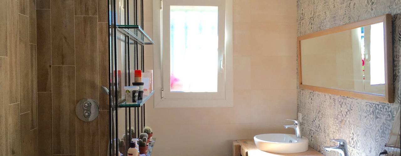 12 id es pour moderniser une salle de bain moindre co t - Cout pour faire une salle de bain ...