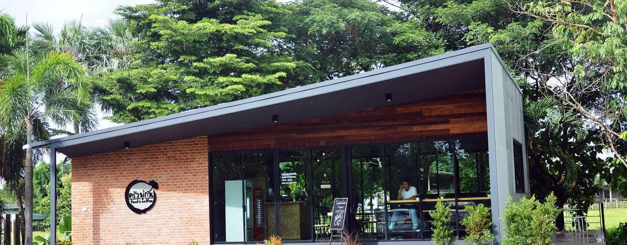 Rumah Satu Lantai Ini Diubah Jadi Cafe Cantik Homify