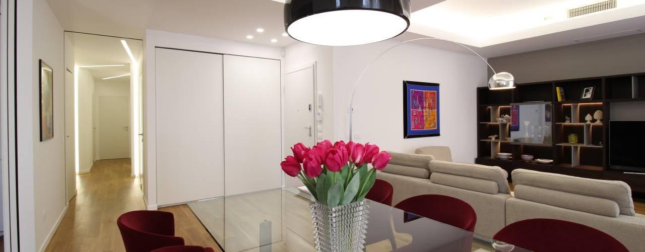 غرفة السفرة تنفيذ Giuseppe Rappa & Angelo M. Castiglione
