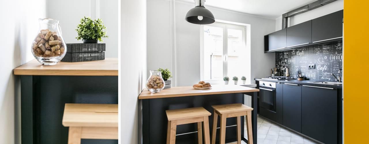 Inspirasi Tata Furnitur IKEA Dalam Apartemen Seluas 82 Meter Persegi