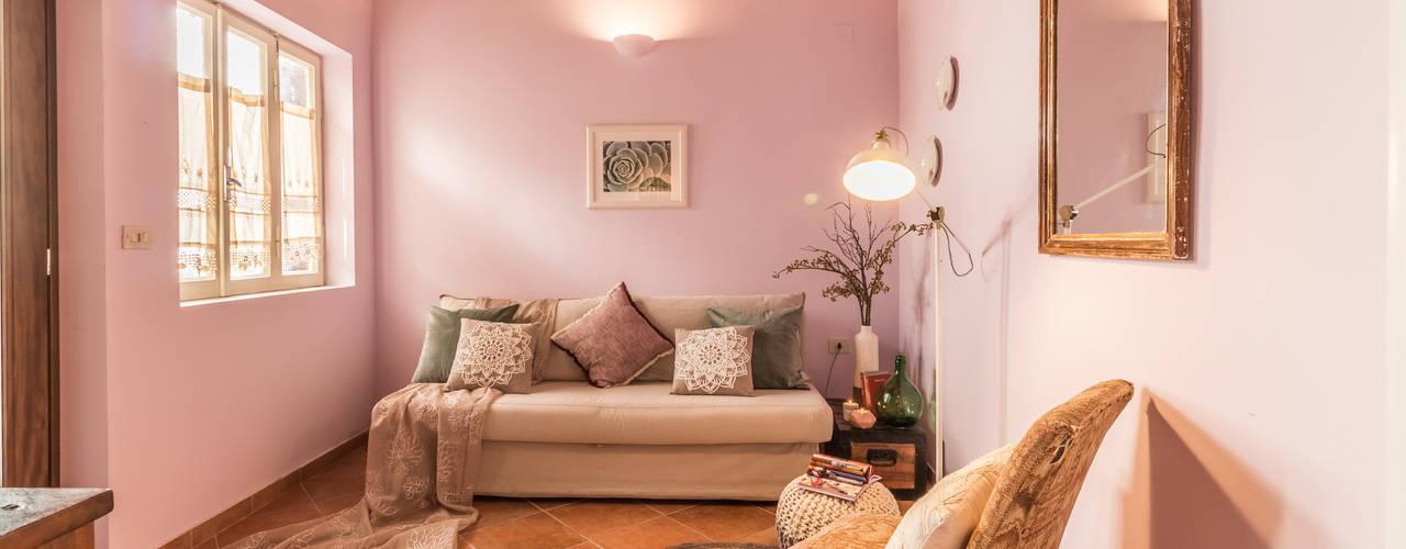 Ruang Keluarga by Sapere di Casa - Architetto Elena Di Sero Home Stager