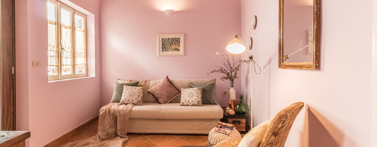 Ruang Keluarga By Sapere Di Casa Architetto Elena Sero Home Stager