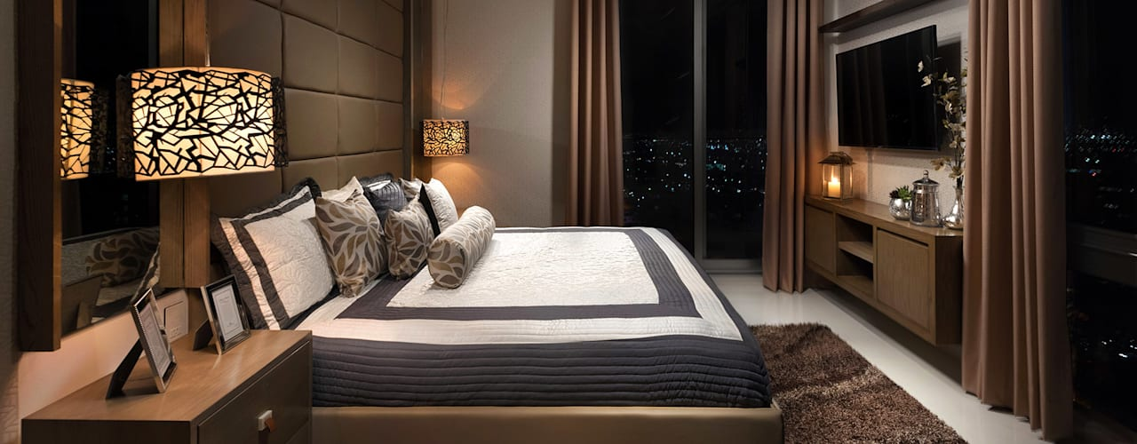 Modern style bedroom by Enrique Serrano | Fotógrafo de Arquitectura e Interiores Modern