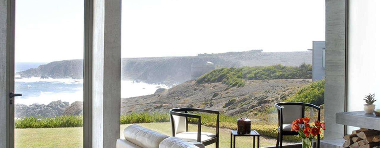 Casa Rabanua: Livings de estilo  por Dx Arquitectos