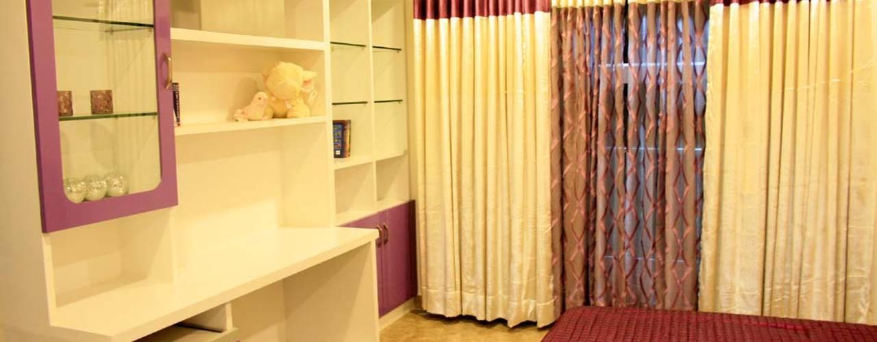 Interior - Basic:  Bedroom by M/s GENESIS