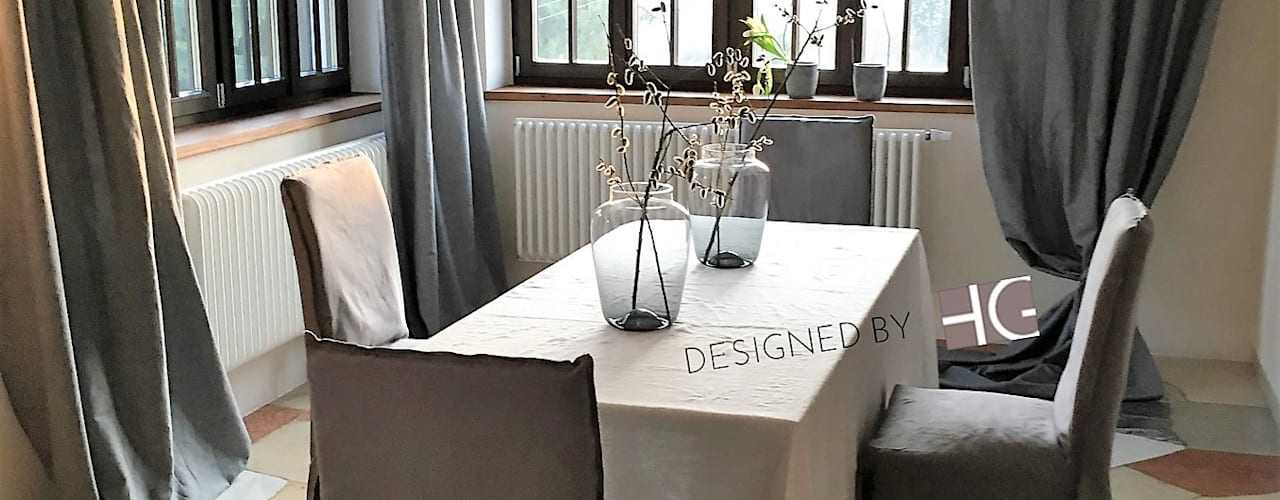 Münchner home staging Agentur GESCHKA Country style conservatory