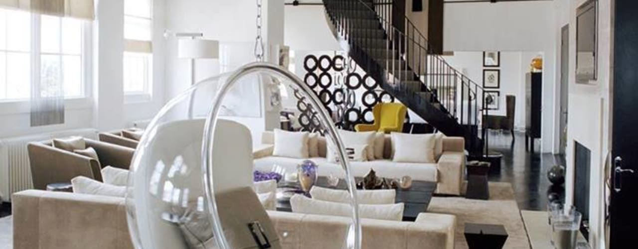 Spacio Collections WohnzimmerSofas und Sessel Textil Weiß
