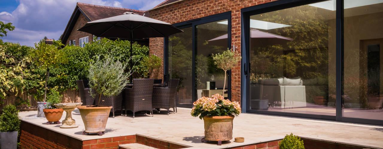 Extension, Wimbledon SW19 現代房屋設計點子、靈感 & 圖片 根據 TOTUS 現代風