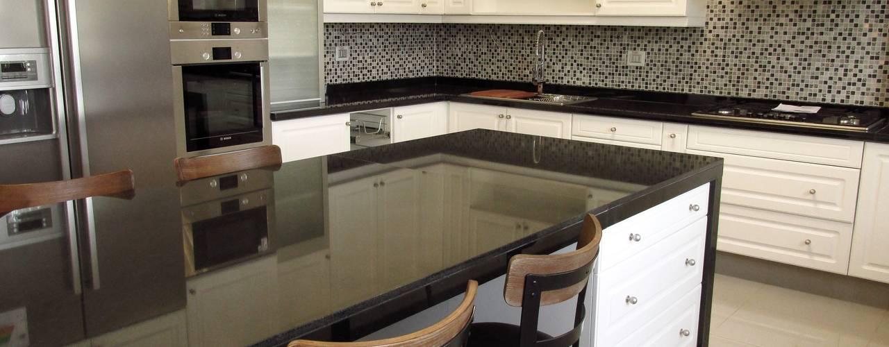 Cocina El Arrayán de ABS Diseños & Muebles Clásico