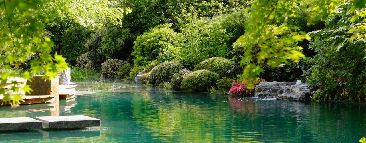 من Jürgen Kirchner Wasser + Garten كلاسيكي