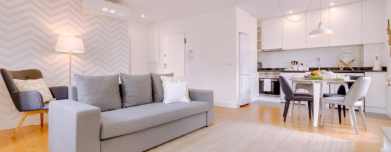 غرفة المعيشة تنفيذ Ivo Santos Multimédia