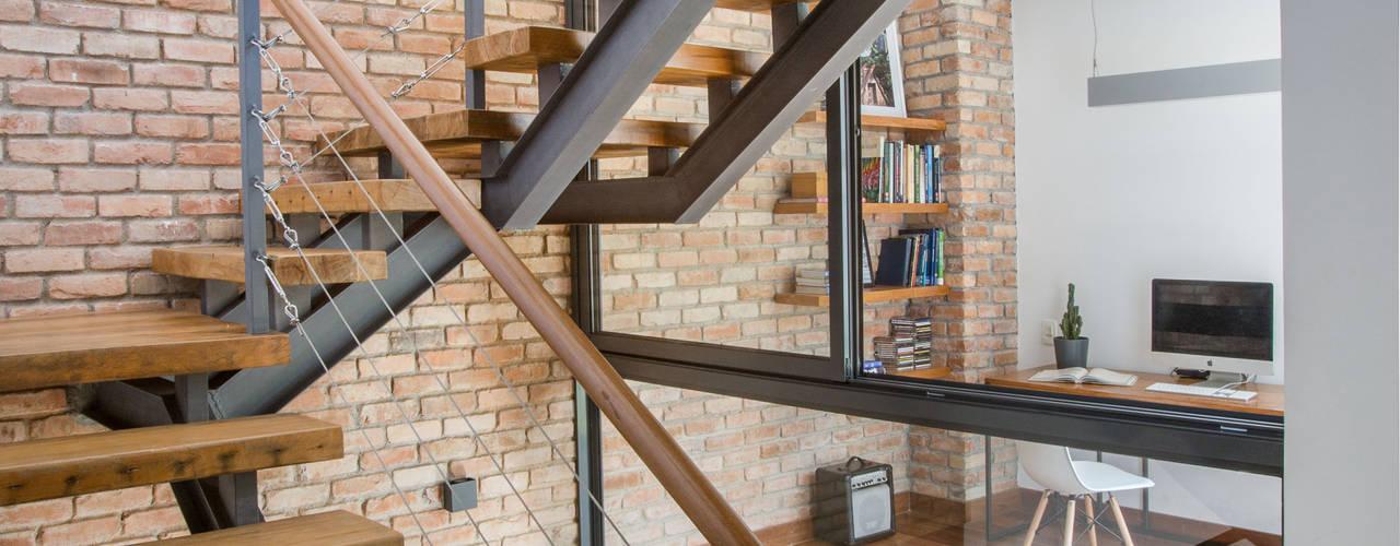 Retrofit de Residência no Humaitá por Baumann Arquitetura Moderno