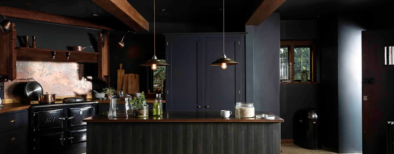 The Petersham Kitchen by deVOL:  Kitchen by deVOL Kitchens,