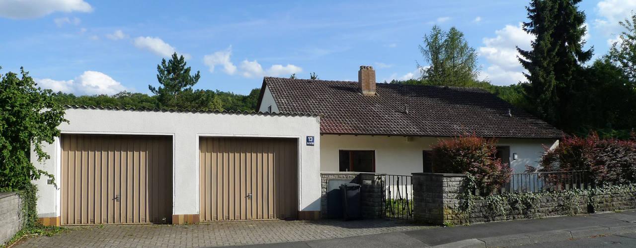 Vorher-Nacher: 60er-Jahre-Haus wird komplett saniert