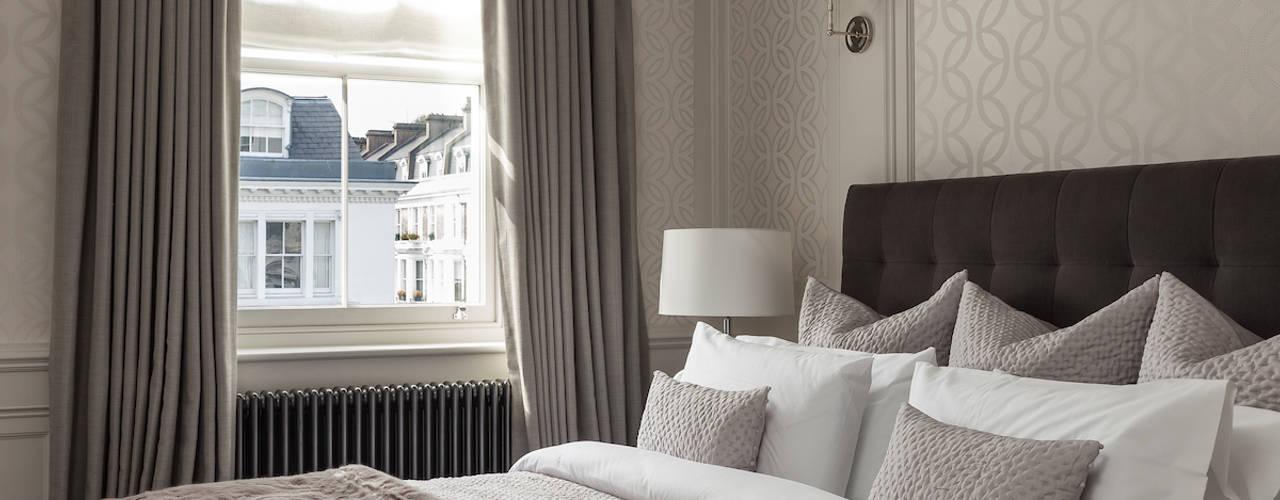 غرفة نوم تنفيذ London Home Staging Ltd