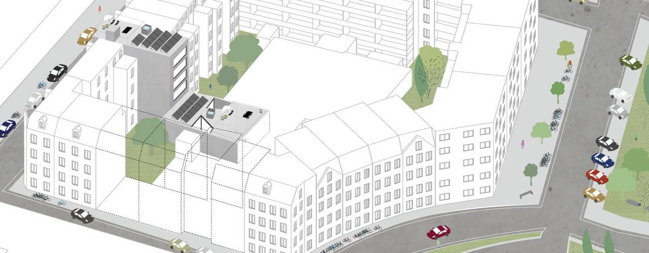Een Garage Wordt Twee Gave Appartementen Een Architect Uit