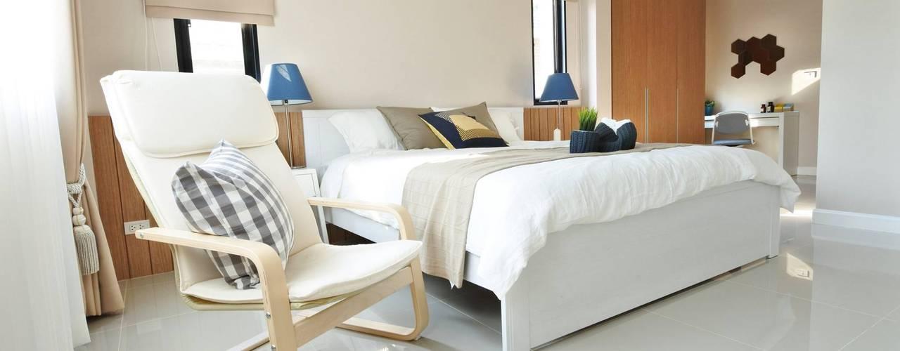 บ้านขนาด2 ห้องนอน The scene art of interior design