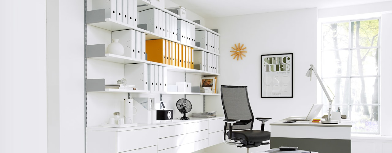 ​Office Storage by Regalraum UK Minimalist