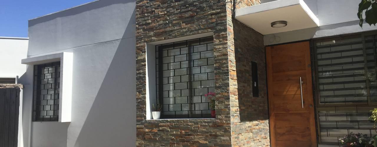房子 by ARCOP Arquitectura & Construcción