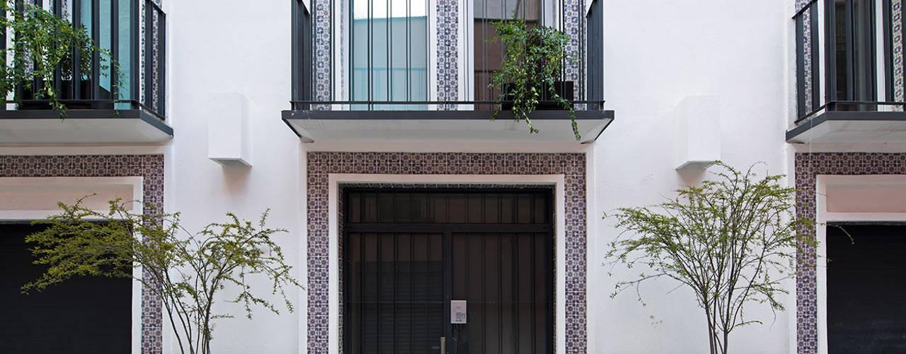 Boué Arquitectos Modern houses