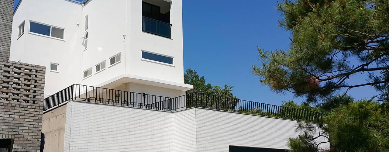 든해: AAPA건축사사무소의  일세대용 주택