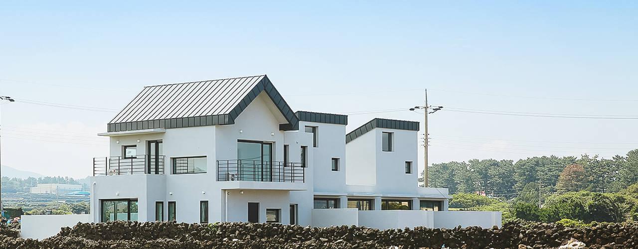 AAPA건축사사무소 Modern houses