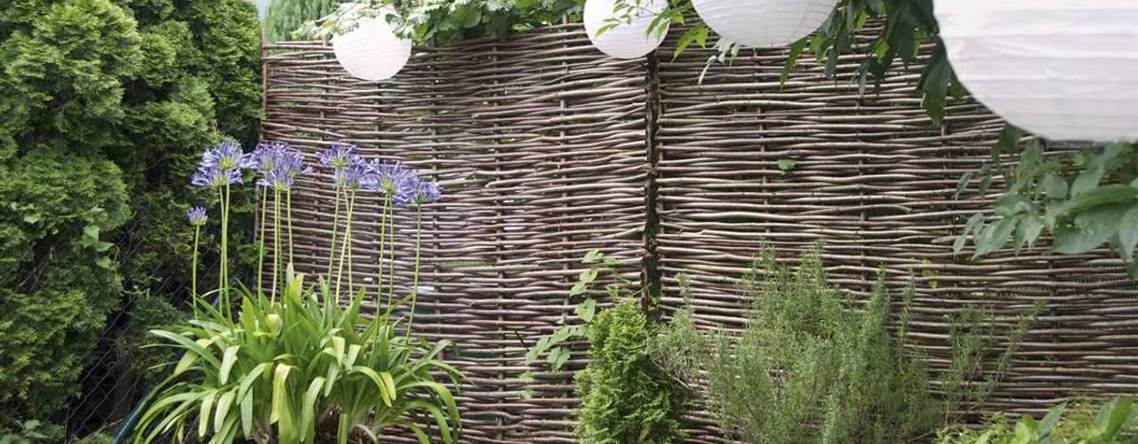 16 raffinierte Zäune für kleine Gärten