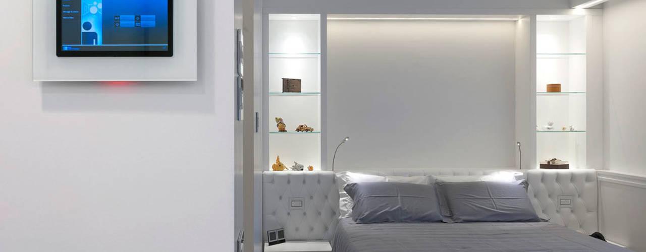 homify Habitaciones de estilo minimalista