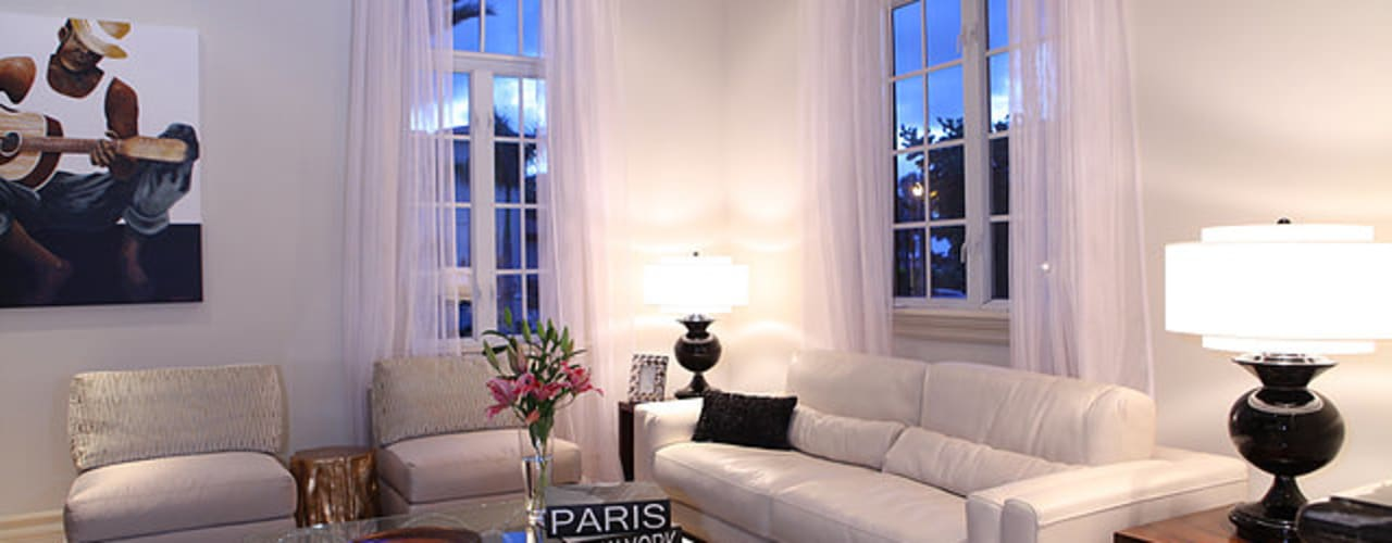 Claudia Luján Modern living room