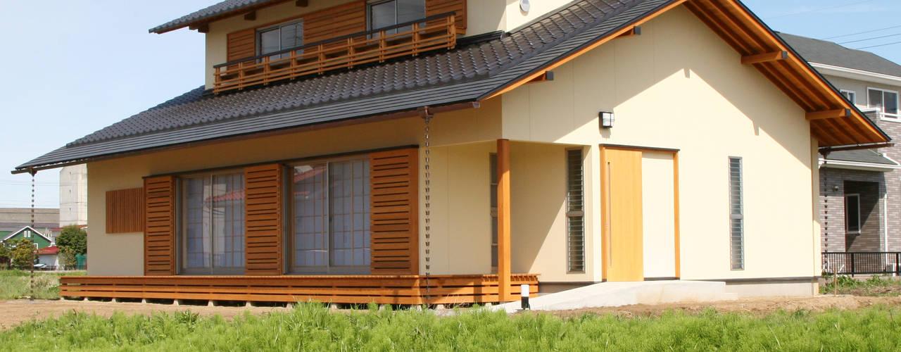 โดย 株式会社 井川建築設計事務所 เอเชียน