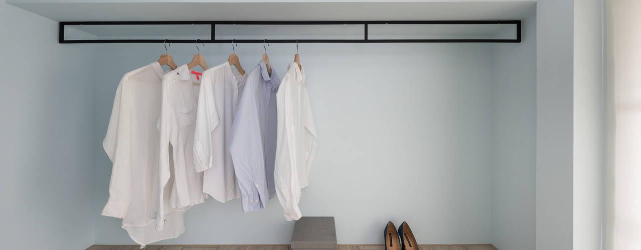 غرفة الملابس تنفيذ 寓子設計, بلدي