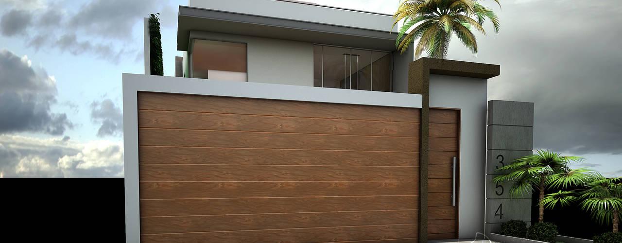 Soluciones Técnicas y de Arquitectura Moderne Garagen & Schuppen