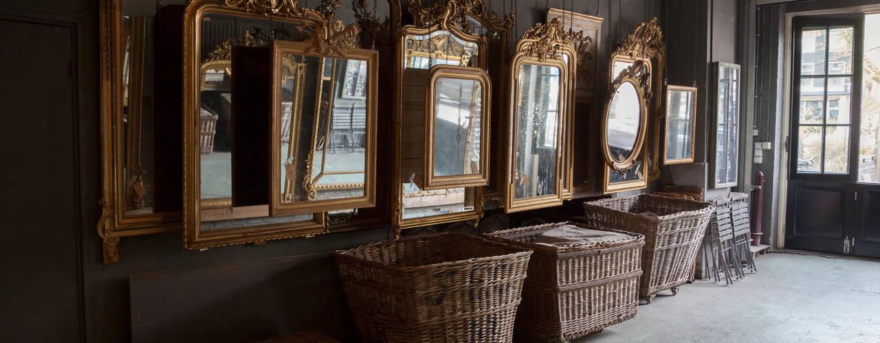Mirror Anouk Beerents Antieke Spiegels Klassische Geschäftsräume & Stores