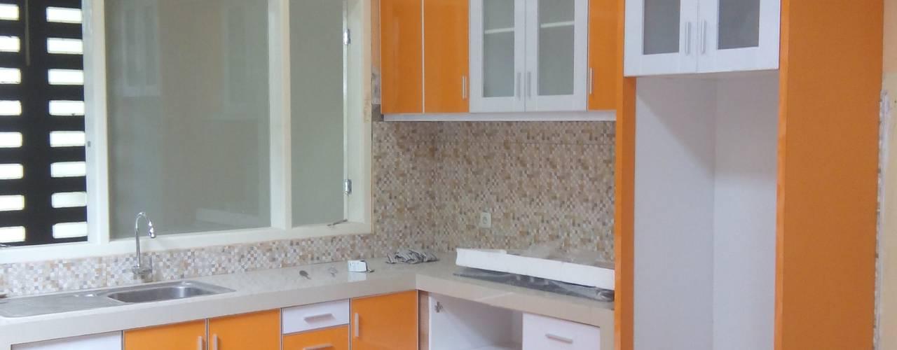 10 Kitchen Set Minimalis Modern Pas Untuk Hunian Indonesia