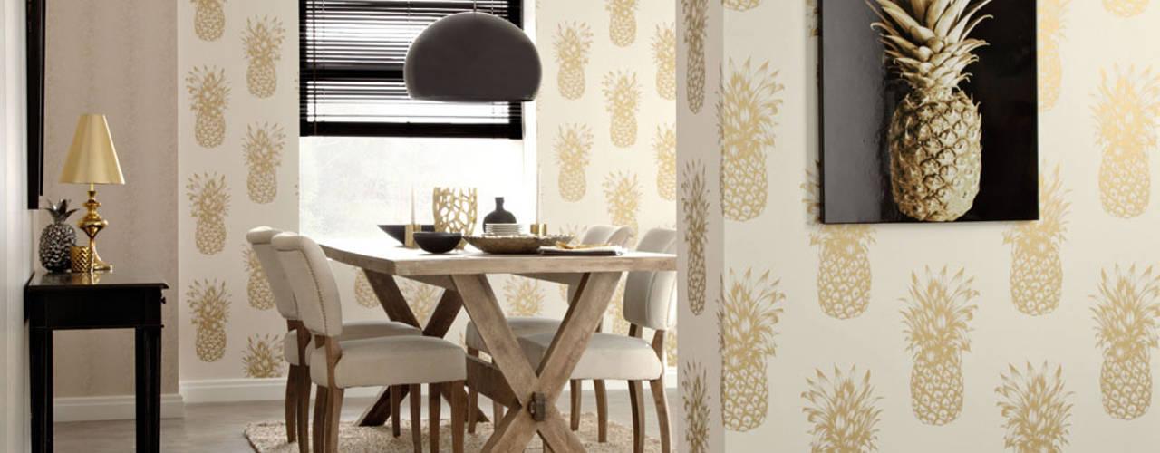 SK Concept Duvar Kağıtları  – Markalarımız: tropikal tarz tarz Yemek Odası
