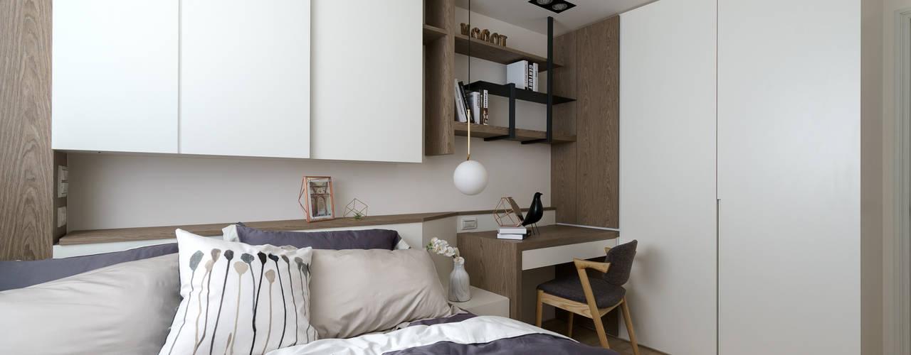 台南_住宅空間_德和大邁 Moooi Design 驀翊設計 臥室
