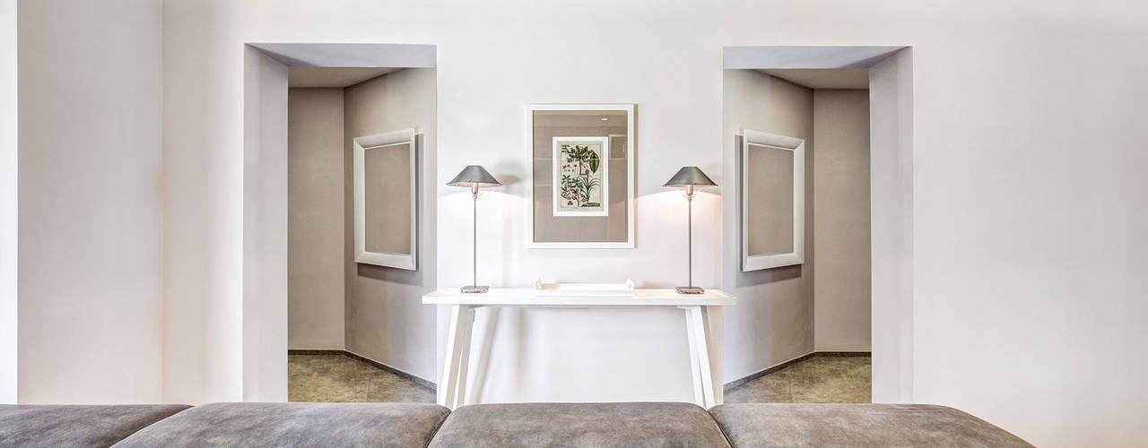 غرفة المعيشة تنفيذ Studio Guerra Sas
